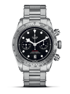 Tudor Black Bay Chrono M79350-0004 Horloge