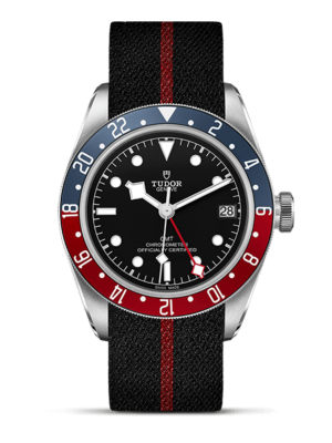 Tudor Black Bay GMT M79830RB-0003 Horloge