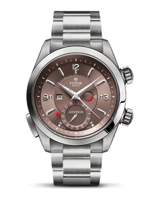 Tudor Heritage Advisor M79620TC-0005 Watch