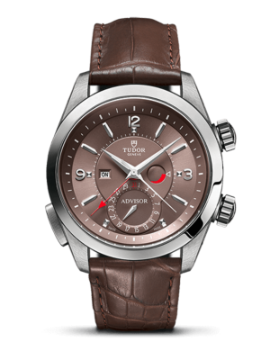 Tudor Heritage Advisor M79620TC-0006 Watch