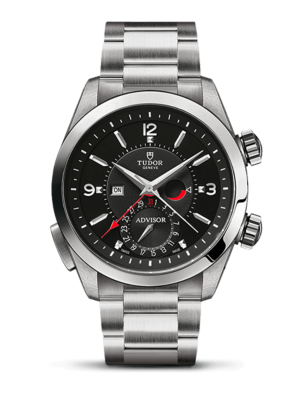 Tudor Heritage Advisor M79620TN-0005 Watch