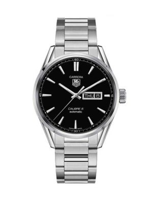 TAG Heuer Carrera Calibre 5 Day-Date Automatic WAR201A.BA0723 Watch