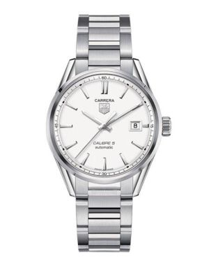 TAG Heuer Carrera Calibre 5 Automatic WAR211B.BA0782 Watch
