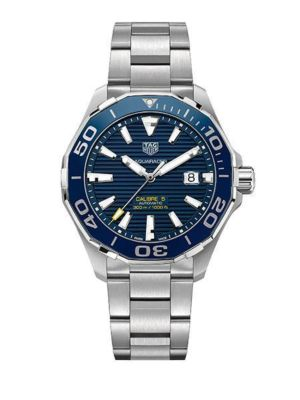 TAG Heuer Aquaracer Calibre 5 WAY201B.BA0927 Watch