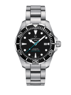 Certina DS Action 'Diver Sea Turtle Conservancy' Special Edition C032.407.11.051.10 Watch