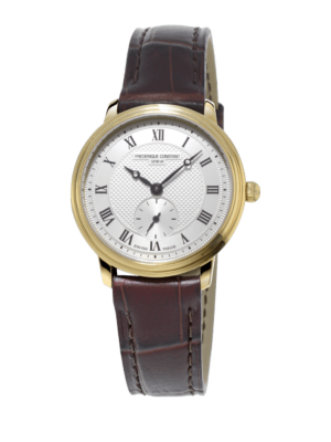 Frédérique Constant Slimline Ladies Small Seconds FC-235M1S5 Horloge
