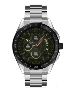TAG Heuer Connected SmartWatch Horloge SBG8A10.BA0646
