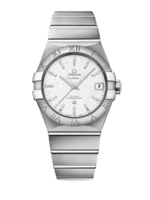 Omega Constellation Co-Axial Chronometer 38mm 123.10.38.21.02.004 Watch