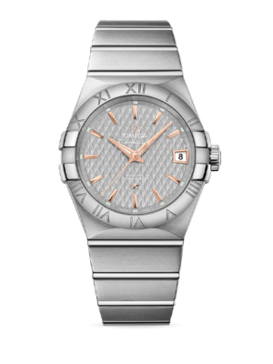 Omega Constellation Co-Axial Chronometer 38mm 123.10.38.21.06.002 Watch