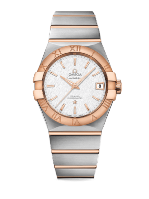 Omega Constellation Co-Axial Chronometer 38mm 123.20.38.21.02.007 Watch