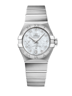 Omega Constellation Co-Axial Master Chronometer Small Seconds 27mm 127.10.27.20.55.001 Watch