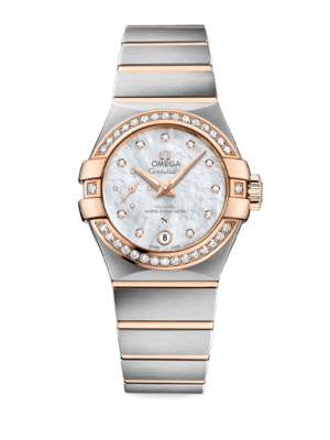 Omega Constellation Co-Axial Master Chronometer Small Seconds 27mm 127.25.27.20.55.001 Horloge