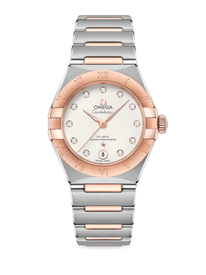 Omega Constellation Co-Axial Master Chronometer 29mm 131.20.29.20.52.001 Watch