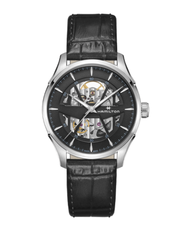 Hamilton Jazzmaster Skeleton Auto H42535780 Watch