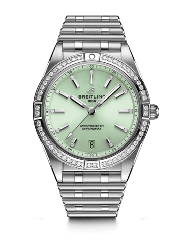 Breitling Chronomat Automatic 36 Watch A10380591L1A1