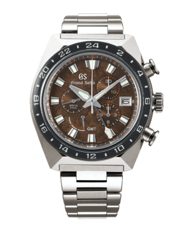 Grand Seiko 20th Anniversary of Spring Drive GMT Chronograph Limited Edition SBGC231 Horloge