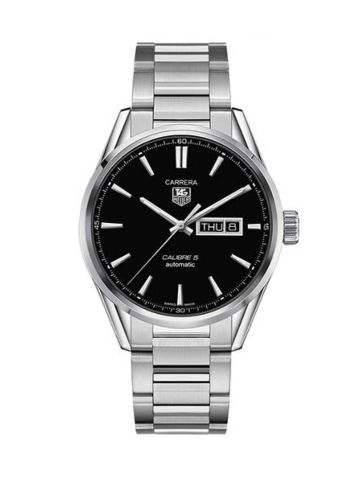 Montre TAG Heuer Carrera Calibre 5 Day-Date Automatic WAR201A.BA0723