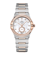 Omega Constellation Small Seconds Automatic 34mm 131.25.34.20.55.001 Watch