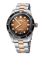 Oris Divers Sixty-Five 01 733 7707 4356 - 07 8 20 17 Horloge