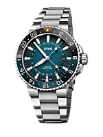 Oris Aquis GMT Whale Shark Limited Edition 01 798 7754 4175-Set Watch