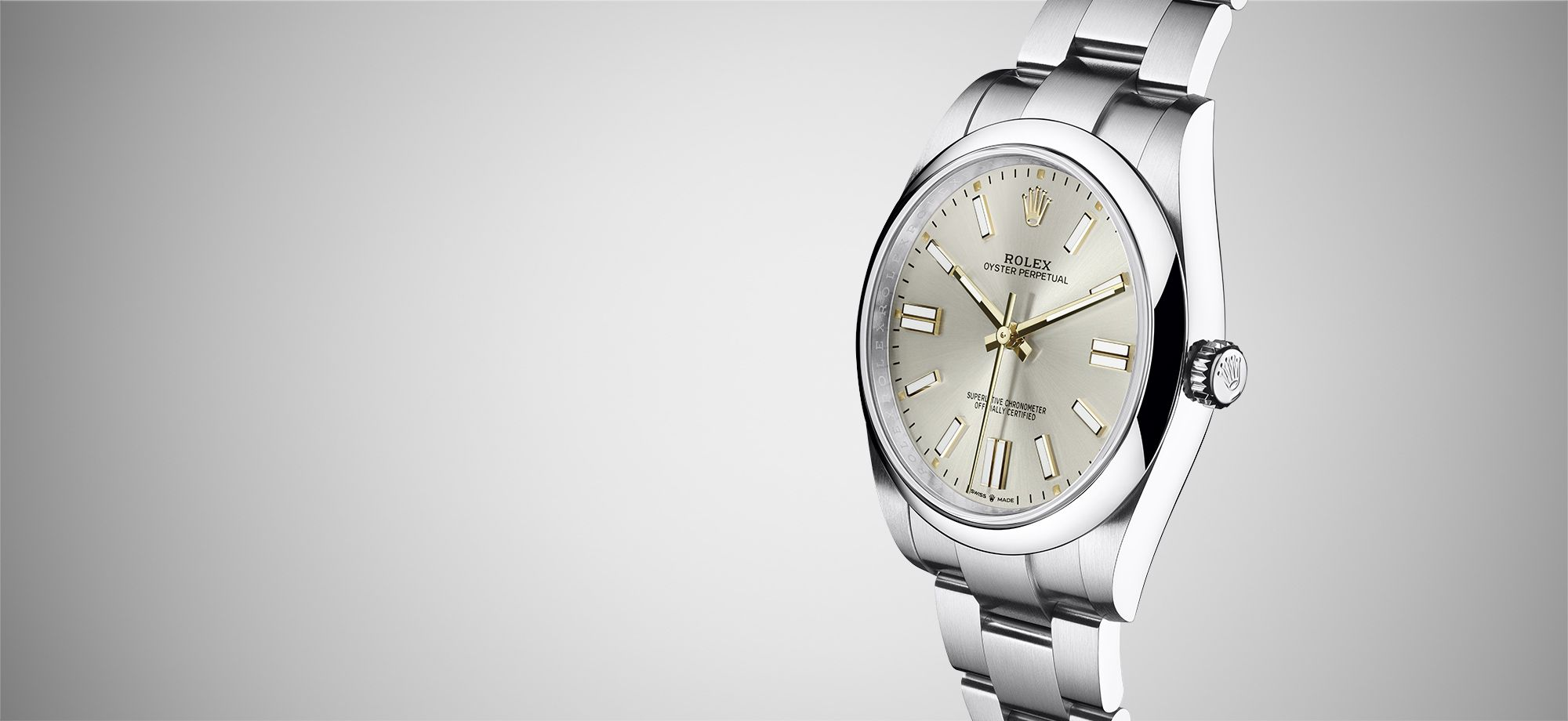 Rolex Oyster Perpetual M124300-0001