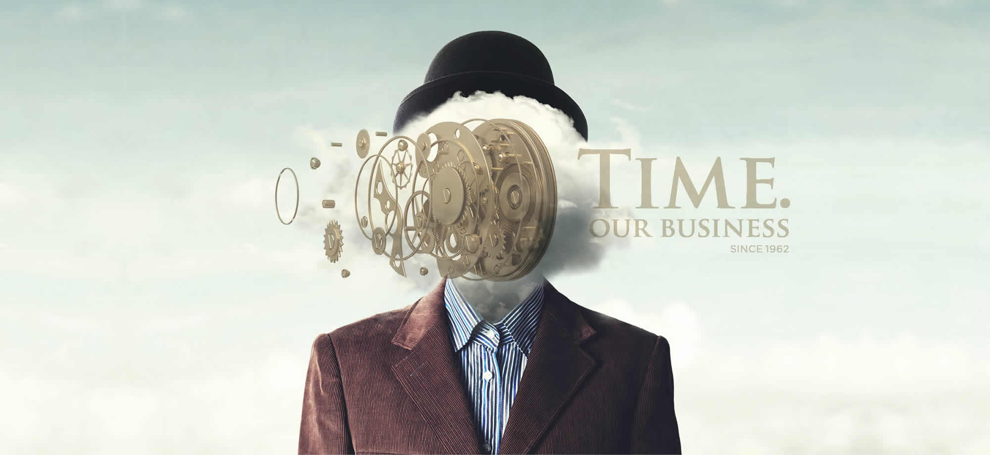 TenSen Jewelers | Time. Our Business